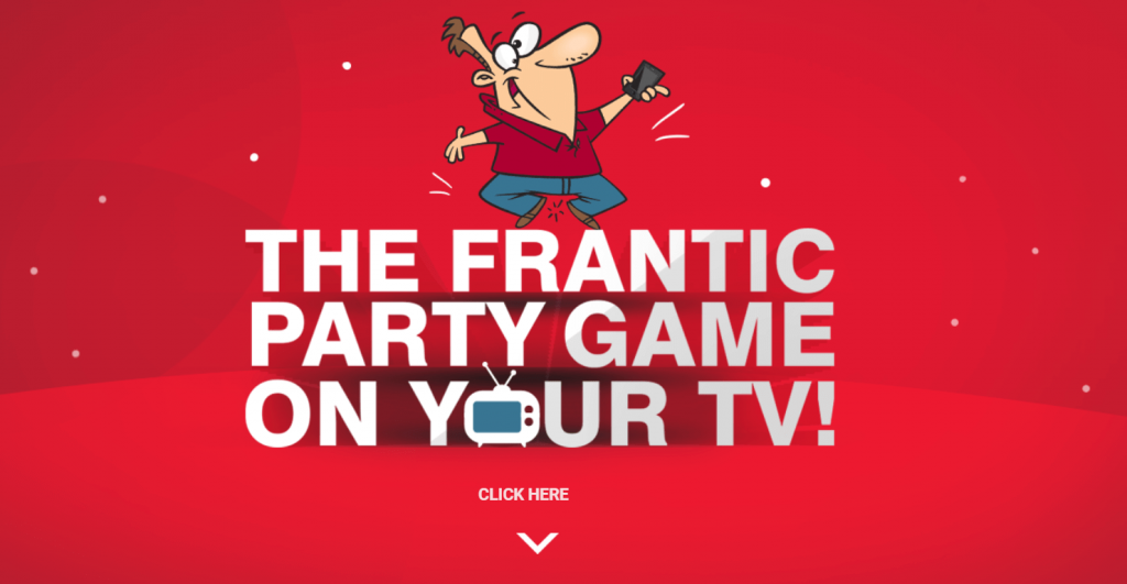 The Name Game Television phone game for parties